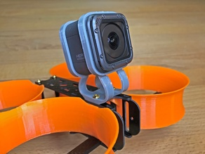 GoPro Session mount for Reelsteady Go (Donut 3 inch cinewhoop frame)