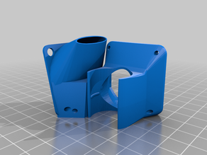 E3D support for MK8 extruder