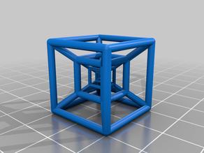 Fractal Tesseract