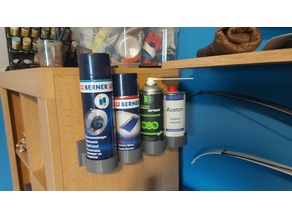 Spray Can Holders