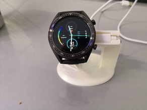 Stand / dock Huawei Watch GT (with or without cable managment)