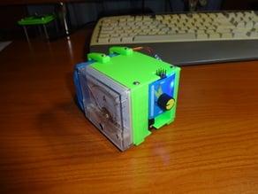 Servo Test Cube