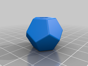 Calibration Dodecahedron