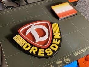 Dynamo Dresden Logo MultiColor MMU