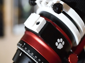 Red Dot Finder Mount for RedCat Telescope