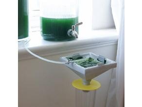 Spirulina Harvesting Funnel
