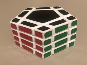 4-Layer Pentagon Prism Puzzle