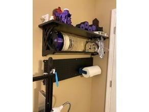 Filament Rack Shelf Combo