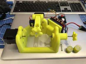 Arduino + CNC Shield V3 Eggbot