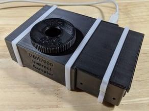 Ocean Optics USB Spectrometer Indirect Sampler