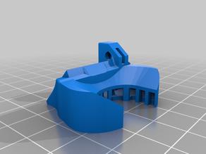 Prusa i3 MK3S Improved Fan Shroud