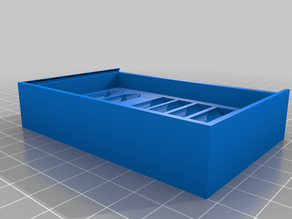 M3D QuadFusion Storage Box