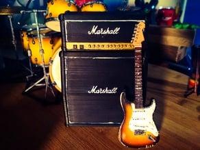 Miniature Marshall Amp Combo
