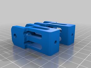 Cartesiana definitiva, Impresora 3D