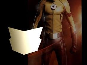 CW Kid Flash Belt Buckle