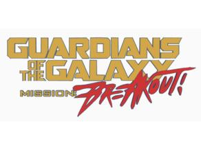 GotG- Mission: BREAKOUT! Logo