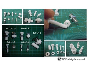 Screws & Nut test/螺絲螺帽測試