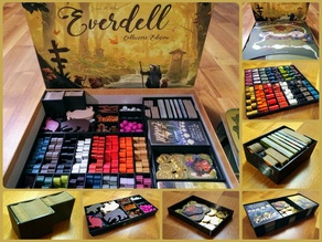 Everdell Organizer (all expansions)