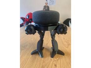 Alexa Echo Dot Mech Mount