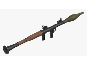 RPG-7 With alignment pins