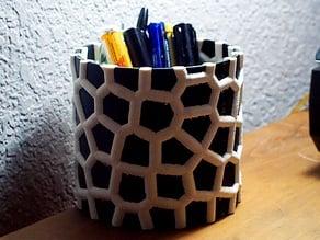 Multi-Material Voronoi Cup
