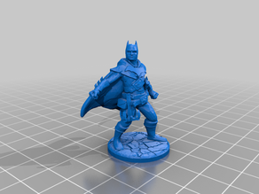 Batman for dnd