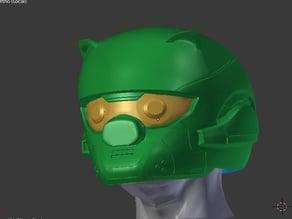 Halo 5 - Olive Helmet