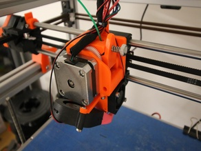 HEVO BMG style direct drive Extruder