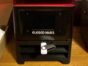 Elegoo Mars Drawer Base w/front USB