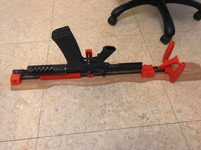 Bump Sled (fits any top mounted P-Rail Airsoft rifle or pistol)