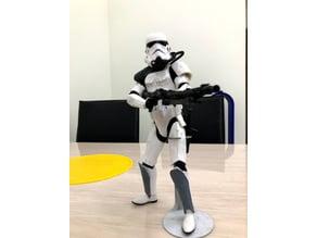 Magma Trooper (TD) Shinguards