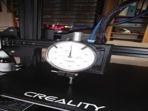 Holder micrometer for Ender 3D printer
