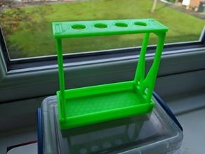 Shock Stand for RC Cars - Folds Away!