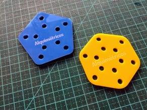 Alquimétricos template hex large