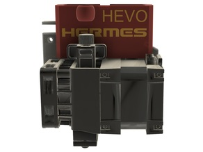 Hypercube Evolution (HEVO) E3D Hermes/Hemera with and without 24 Pin ATX connector