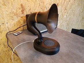 Gramophone For Google Home Mini