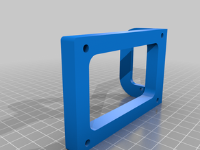 Base for Cohesio3D board