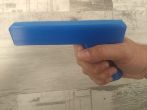 Subcompact Pistol Training Prop