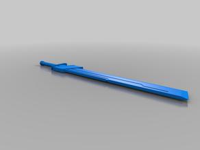 Futuristic Scifi Sword