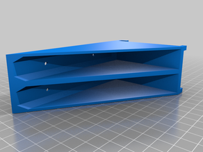 UV Station Shelf Bracket - Ikea Skadis