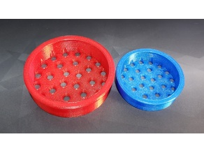 Lipped Can Colander/Strainer (66mm & 88mm)