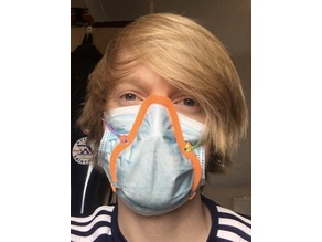 Surgical mask Seal