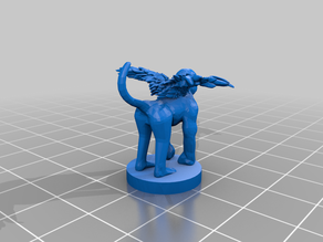 Flying Monkey Familiars - DnD Miniatures