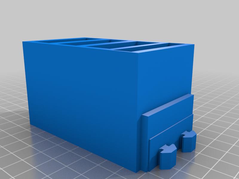 Ender 3 multipurpose tool holder