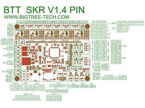 ENDER 3 \ Ender 3 PRO Marlin 2.0.5.2 SKR 1.4 TURBO with TMC2209. For ENDER 3 \ Ender 3 PRO