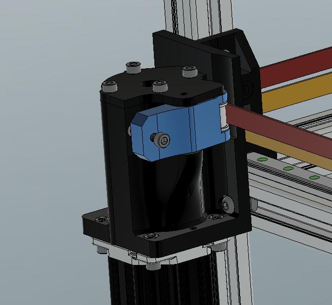 HevORT HD X/Y component mods
