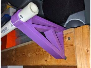 Filament Spool Holder/Rack