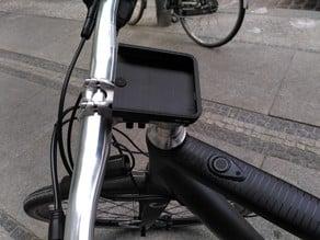 Fairphone 3 bike mount (removeable)