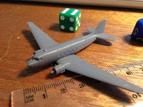 Douglas DC-3 / C-47  for microarmor