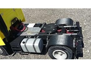 rc truck 1/14 gas tank